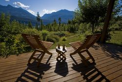 Enjoy the Views from Your Deck