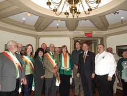 AOH with Gov Markell