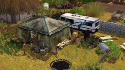The Expedition Camp