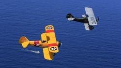 Stearman & Travel Air 4000