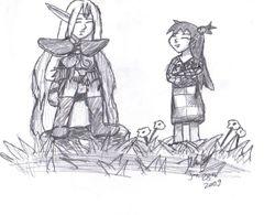 Deedlite and Rin