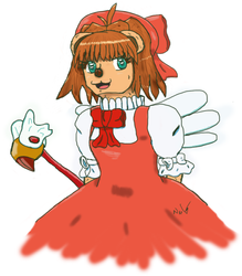 Card Captor Sakura Bear