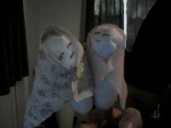 Newest finger puppets