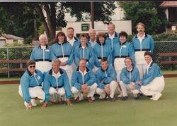 NS Team Winnipeg 1993