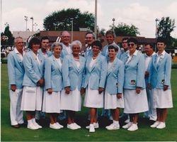 NS Team Hamilton 1991