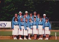NS Team Moncton 1994