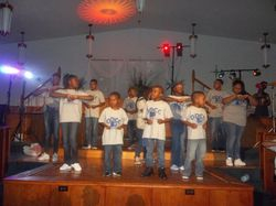 ODCC Steppers