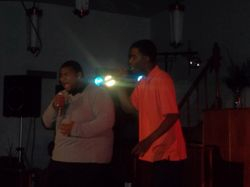 ODCC member performing @ 1st Friday