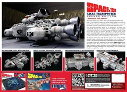 Deluxe eagle transporter kit built by Jim Small