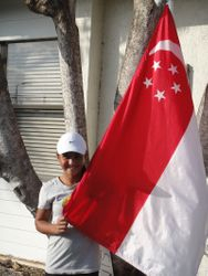 My Singapore Flag