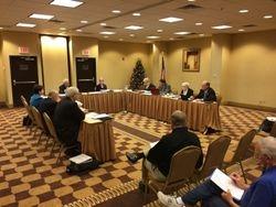 2014 MAFCA Board during meeting