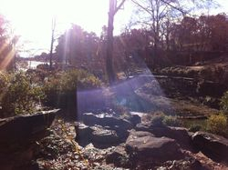 Old Grist Mill in North Little Rock