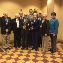 2014 MAFCA Board at Welcome Party