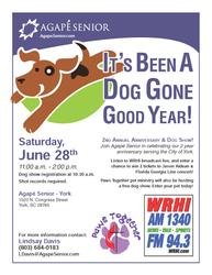 Agape Assisted Living York Dog Show