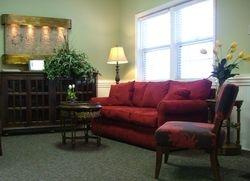 Agape Senior Conway Conversation Area