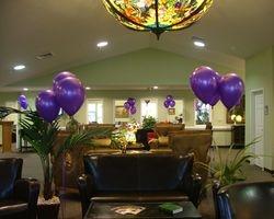 Agape Senior Conway Lobby