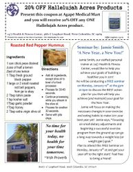 January 2011 24-7 Gym Newsletter Page 2
