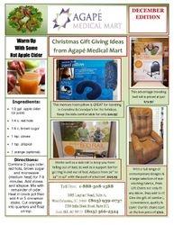 Medical Mart Newsletter Dec 2010