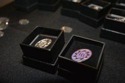 Agape Senior Employee Five and Ten Year Pins