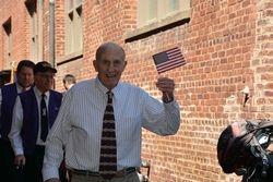 Agape Senior Resident Veterans Celebration