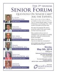 Senior Forum in Camden