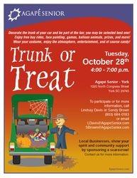 York SC Trunk & Treat Event