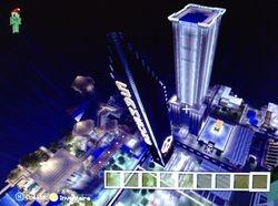 Grad iz pticije perspektive
