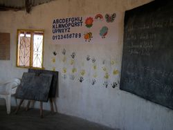 new round classrooms