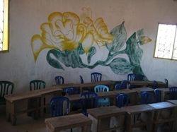Preschool classroom in Sena