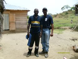 Community Health worker and Me