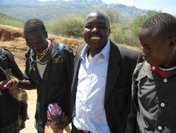 Mr. Michael Kimpur  - Guest  Speaker - Kenya Africa