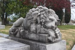 Whitfield Ciara ~ Sleeping Guardian ~ Forest Lawn Cemetery Norfolk Va