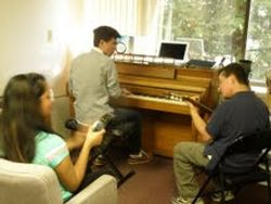 07/10/13' Music Therapy, Redwood City