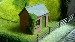 Line side hut.