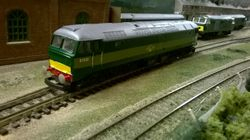 Class 47. D1542.