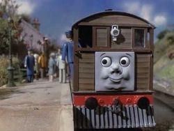 1:19 Scale Toby Tram Build.