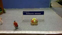 Welcome to Hungate Bridge.
