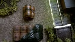 Barrels have now been added to the Coopers Yard.