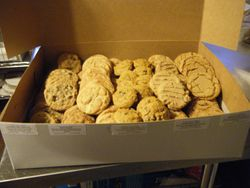 Large Cookie gift box
