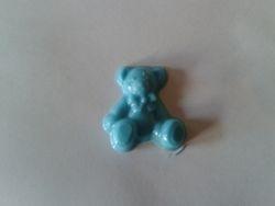 Vanilla teddy bear