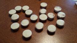 Vanilla/Chocolate Peanut butter cups