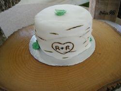Couples Cake