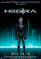 """Hegira"" Poster"