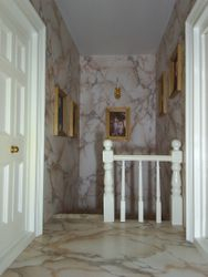 Staircase - Second Floor