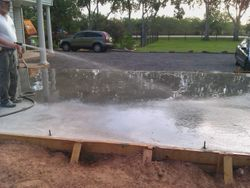 foundation laidout