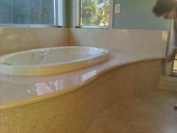 Another View of Master Tub
