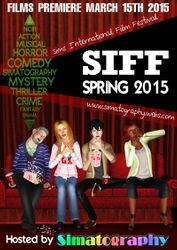 SIFF Spring 2015 Poster