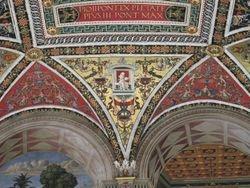 Picollomini Library, Duomo Siena