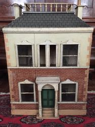 french style dolls house