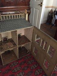 inside of house